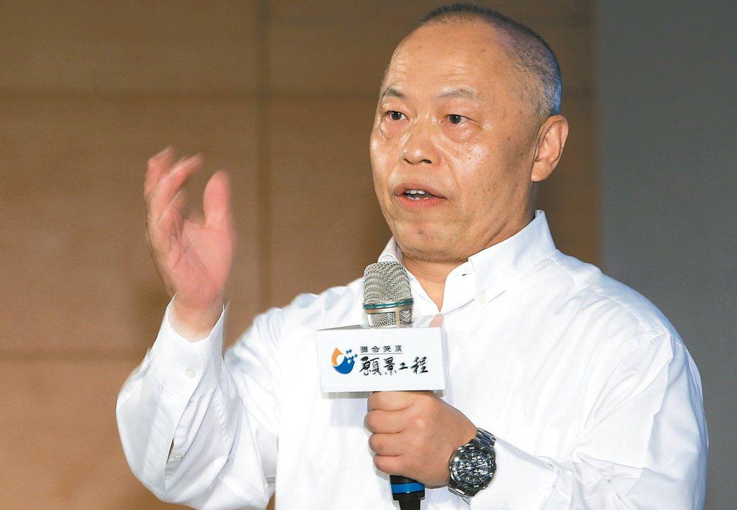 花蓮縣政府副秘書長謝公秉。 記者林俊良/攝影