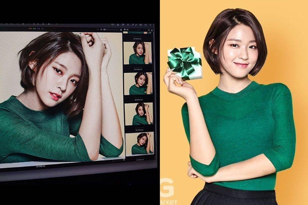 擷自雪炫IG、官方網站