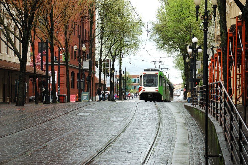 波特蘭重視綠色運輸並抑制汽車文化,省下的交通支出轉為住宅與休閒支出。 圖/shutterstock