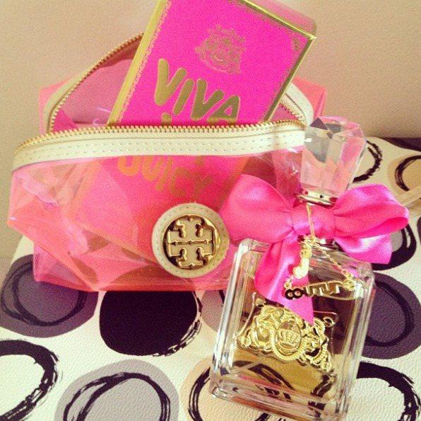 Juicy Couture「Viva La Juicy 女性淡香精」的包裝識別度...