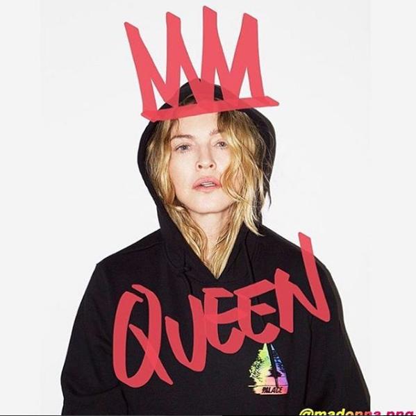 「女王」瑪丹娜被新緋聞對象打槍,表示彼此並未交往。圖/摘自Instagram
