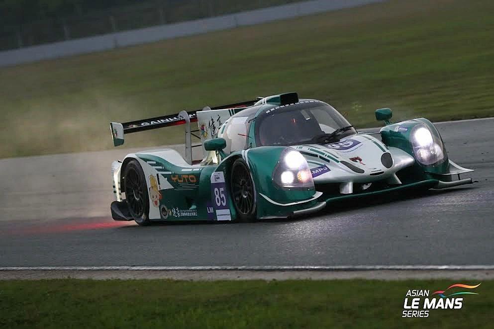 林帛亨率領G-Print by Triple 1 Racing車隊拿下台灣首座利...