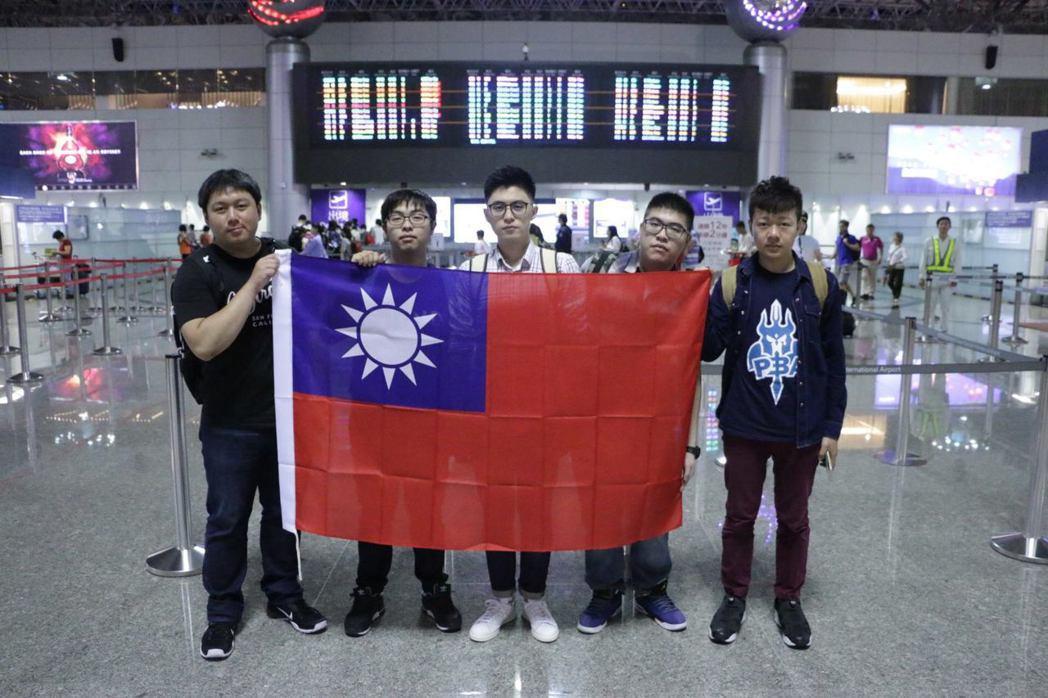台灣《暴雪英霸》代表隊PBA。 圖/暴雪英霸粉絲團