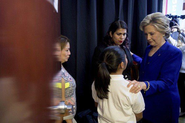 電郵案重查柯林頓受威脅 川普民調逆轉贏