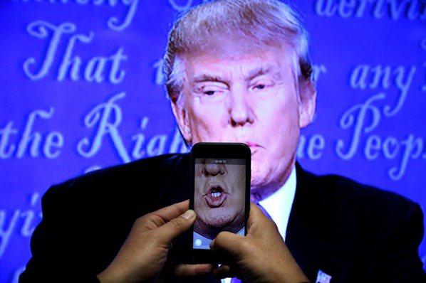 激化的民主:新媒體與美國總統大選