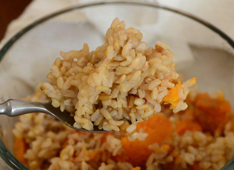 糙米飯。本報資料照片