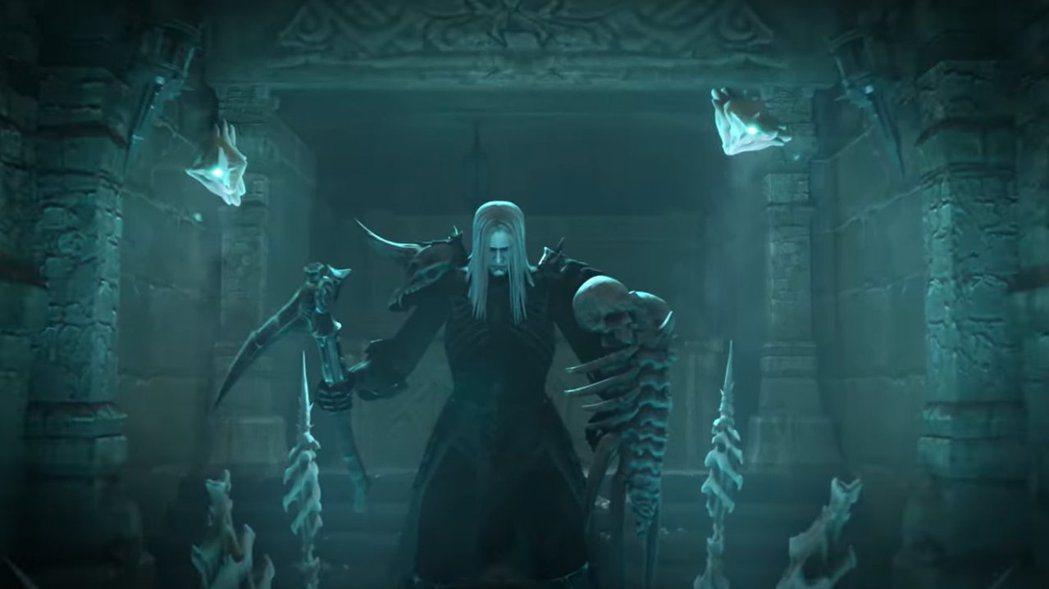《暗黑破壞神III》死靈法師