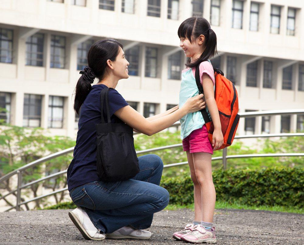 對於親子來說,教養過程會是彼此都在學習與成長的過程,那大概不會是特定品德概念的傳...