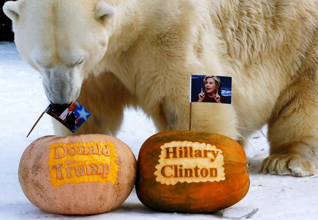 「後山州」,阿拉斯加與夏威夷:美國大選中的無人在意。(資料圖片:阿拉斯加與加拿大...