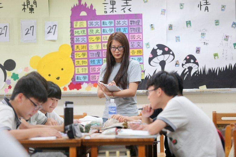 公開觀課是必須,受益的不只是學生,最大的獲益者會是老師自己(示意圖)。 攝影/記...