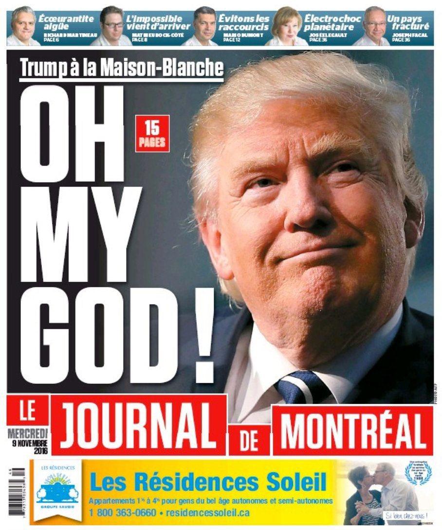 圖/加拿大《蒙特婁日報》