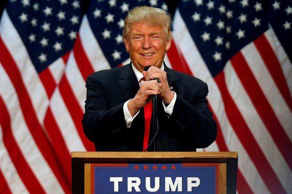 美學者:川普當選後談話比競選語言重要