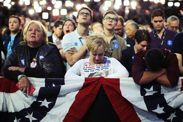 透視:美國的選後24小時,大選輸家眾生相