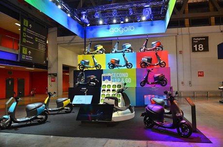 Gogoro受邀參加米蘭車展 展示Gogoro S、介紹新科技