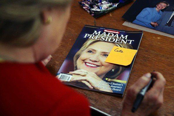 當你為希拉蕊失落:女性從政潮流下的政治啟示