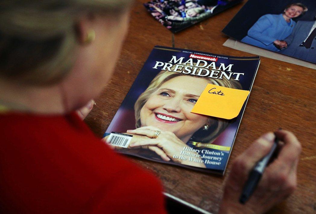 回望希拉蕊自參議員起的政治經歷,美國境內的進步人士,已有足夠的理由拒絕選擇她。圖...