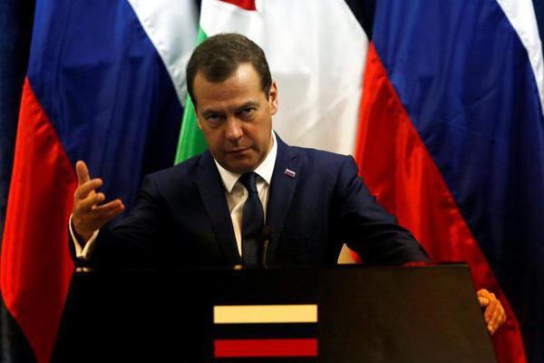 俄總理:即便川普勝選 預期西方對俄制裁仍將持續