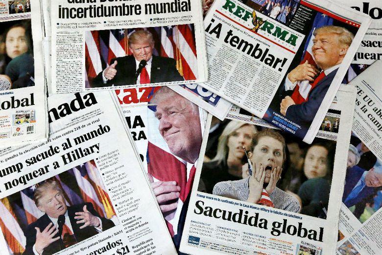 川普當選:新的國際秩序即將形成? 圖/美聯社