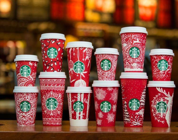 全球星巴克共推全新「耶誕紅杯」,首次結合顧客藝術創作,點亮美麗的耶誕佳節。星巴客...