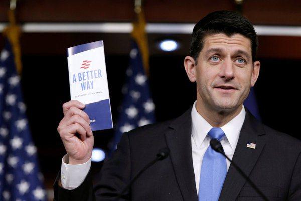 萊恩告訴共和黨眾議員與新川普政府合作的時機已到
