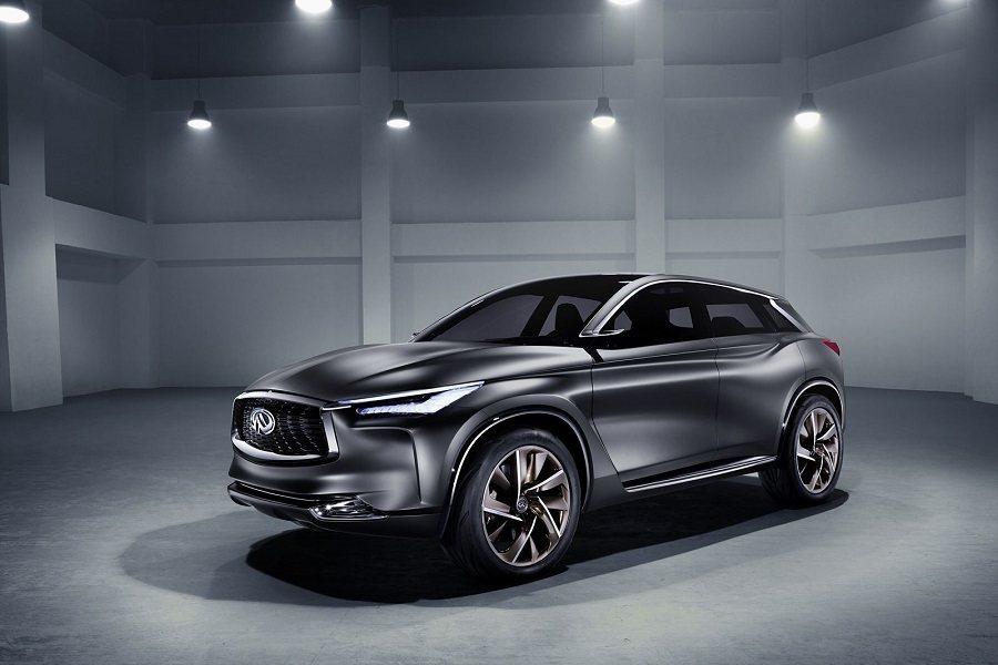 Infiniti 將於 LA 車展展示 QX Sport Inspiration...
