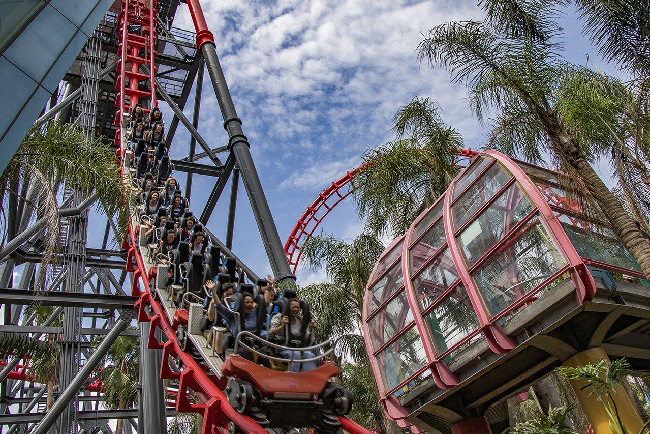 麗寶樂園渡假區推4折跨年套票搶客。圖/麗寶樂園提供