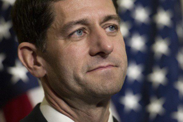 萊恩獲共和黨提名 可望連任眾院議長