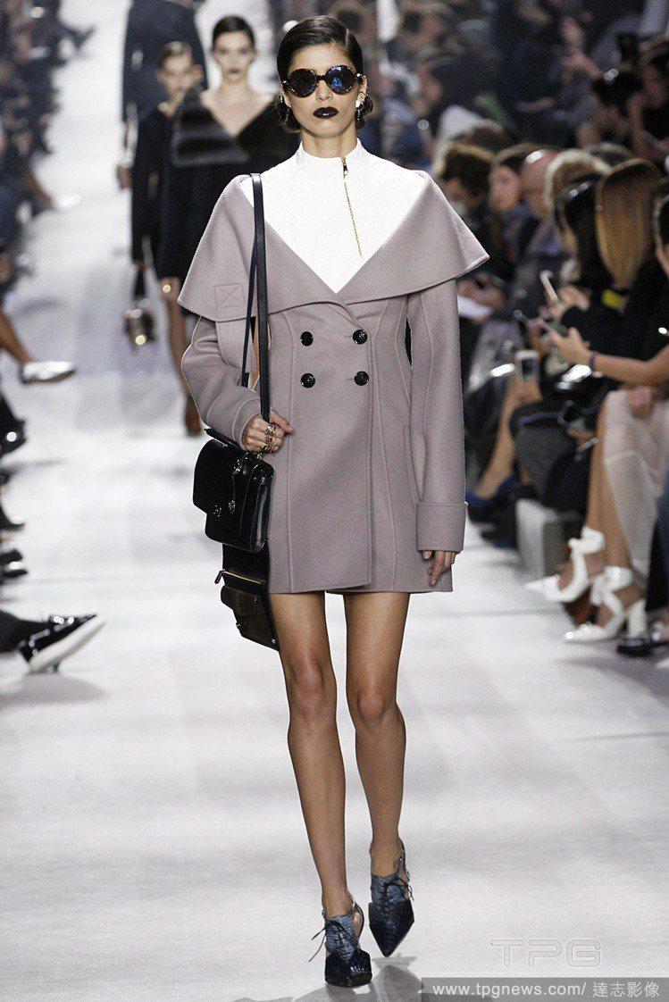 Christian Dior 2016 秋冬系列。圖/達志影像
