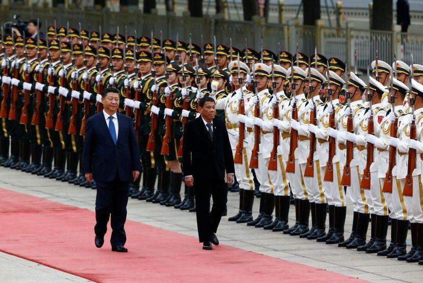 特蒂迄今仍未在南海立場正式與中國妥協,他本人又有明顯的親日態度,在在令中國難以確...
