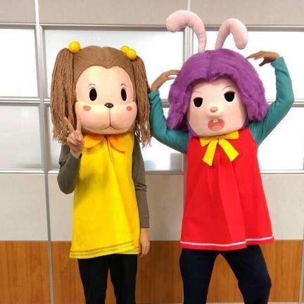 圖片來源/ 全台吉祥物PK站@高雄