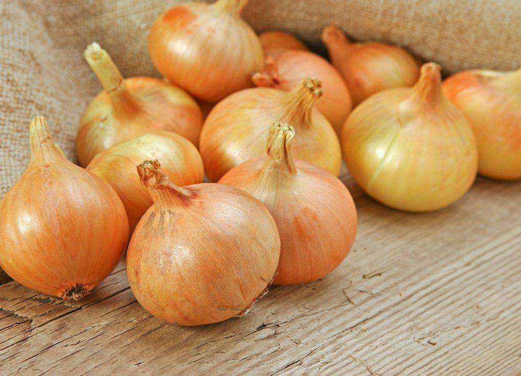 帶點辛辣味的新鮮洋蔥能促進食慾。 圖/ingimage