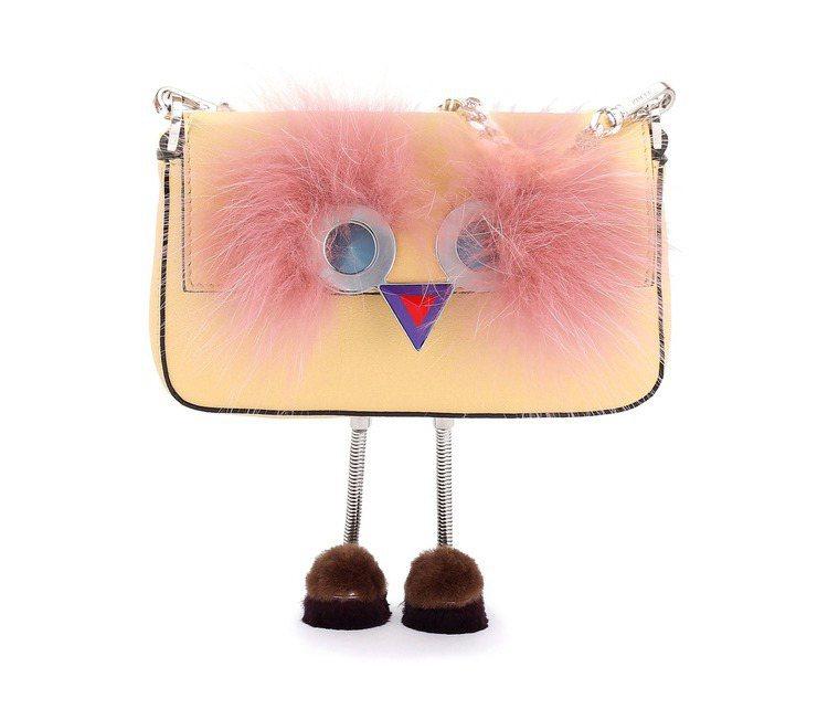 Hypnoteyes系列Micro Baguette鍊袋包,63,000元。圖/...