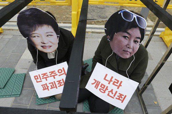 南韓親信門主犯崔順實首出庭 堅稱無罪