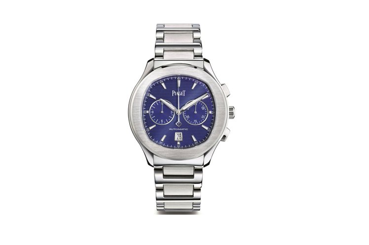Piaget Polo S 腕表,42毫米精鋼表殼, 參考價46萬7,000元。...