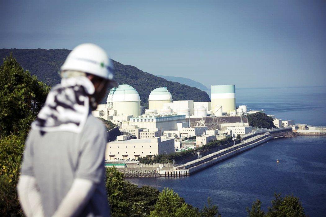 越南腰斬核電計劃,也讓得標、並視核能輸出為戰略國策的日本政府大感失望。圖為日本四...