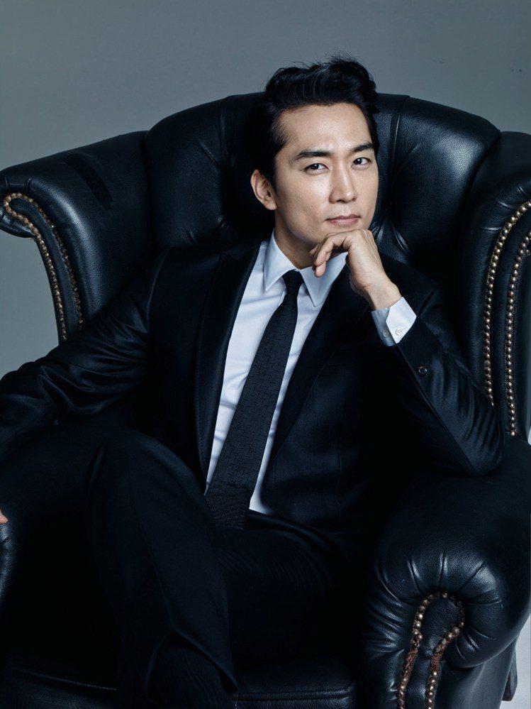 韓流天王宋承憲將以伯爵大使的身分出席本屆金馬盛會。圖/伯爵提供