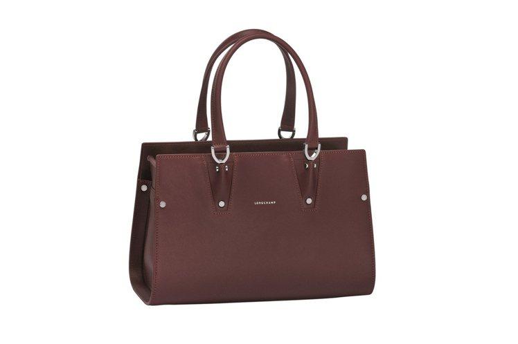 Longchamp的Paris Premier包,72,300元(小),80,1...