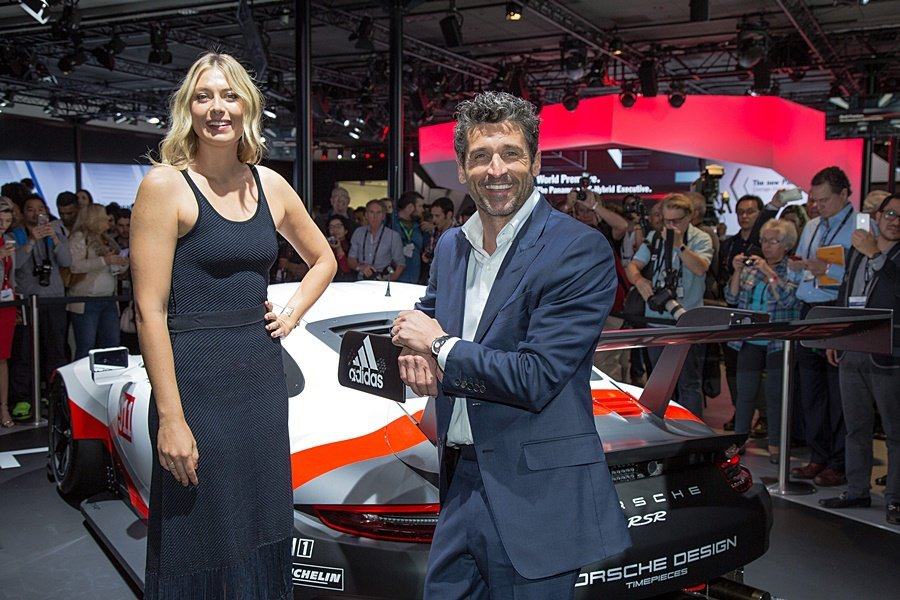 全新賽車 911 RSR。 Porsche提供