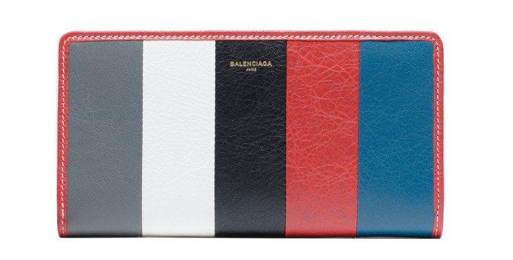 BAZAR包款系列皮夾,19,200元。圖/BALENCIAGA提供