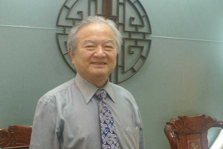 遠東機械董事長莊國輝。 吳青常/攝影