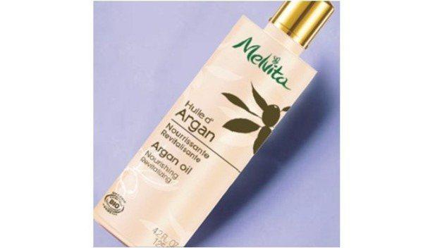 圖/MELVITA摩洛哥堅果油125ml,NT2480,Beauty美人圈提供