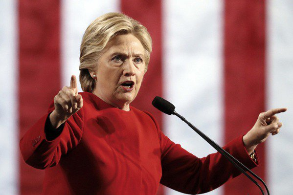 搖擺州遇駭?柯林頓普選票多200多萬票