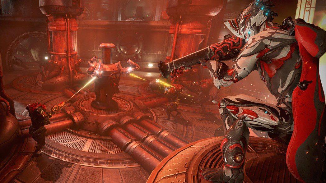 《戰甲神兵》是款科幻風格的動作射擊遊戲。