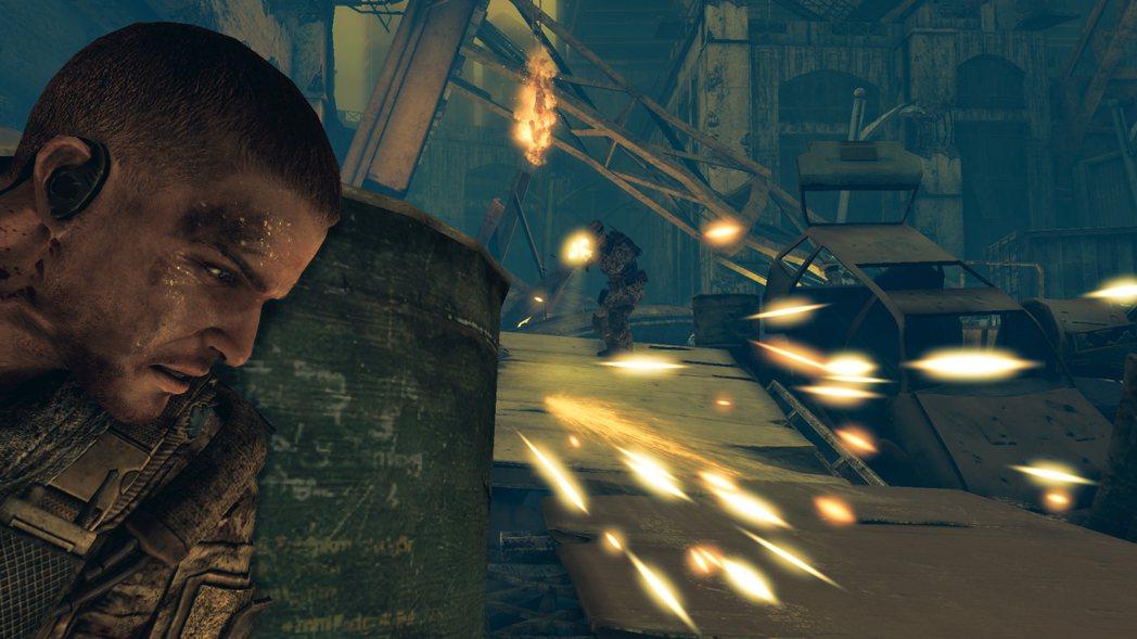 在《Spec Ops: The Line》中,玩家經常要面對兩難的道德困境。