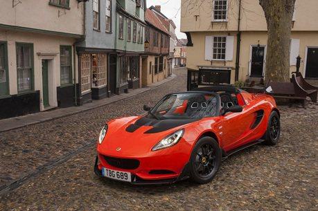 新世代Lotus Elise 將於2020年發表