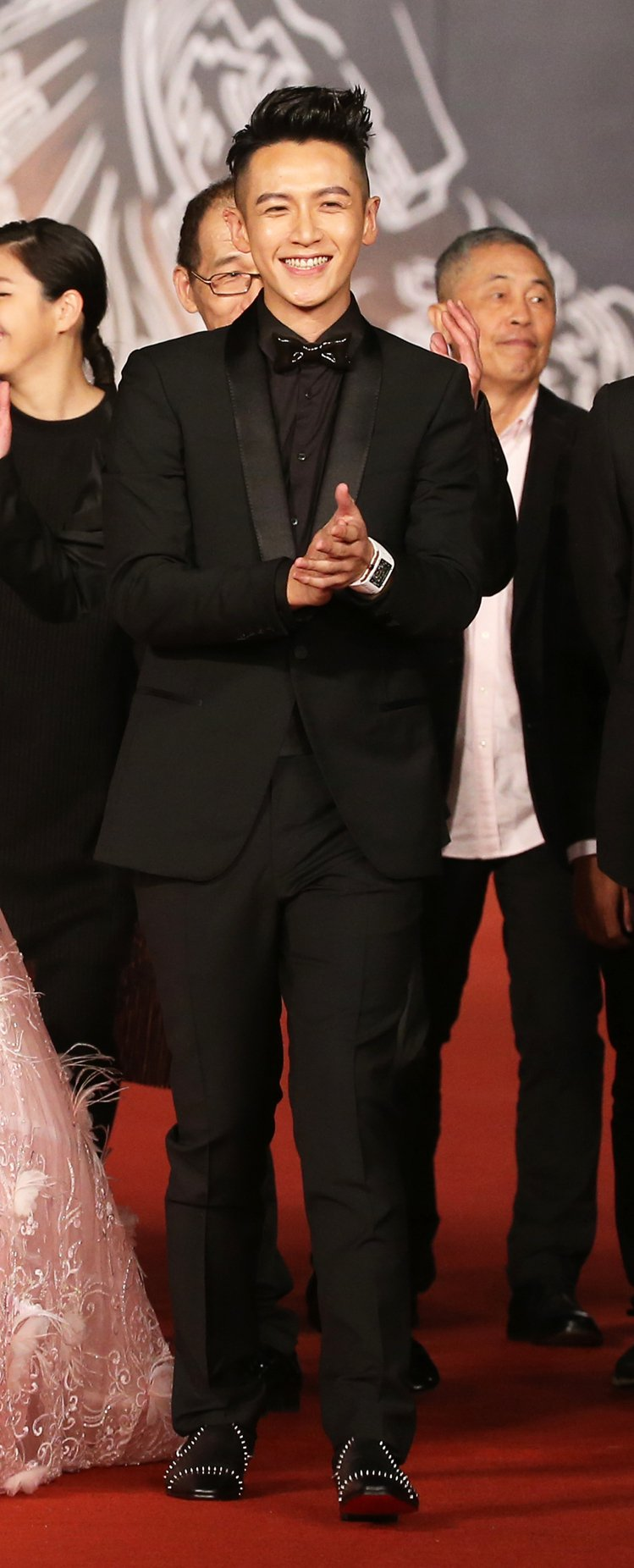 入圍最佳男主角的柯震東配戴了價值破千萬的Richard Mille RM 017...