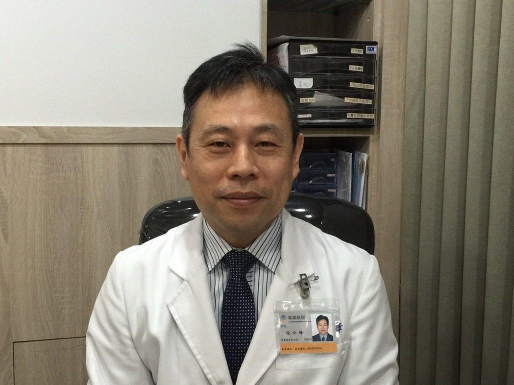 圖/蕙生婦幼醫院婦產科主治醫師 倪今峰 提供
