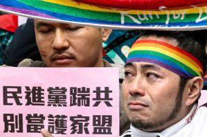 楊貴智/同婚專法將是政客看風向亂吹決定一起恐同的專法