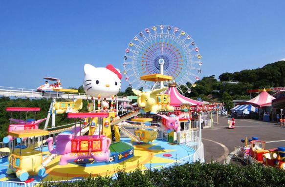 三麗鷗彩虹樂園 (source by 太平洋旅遊)