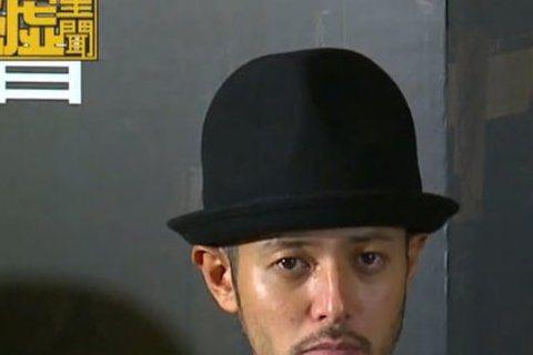 「深夜食堂2」男主角小田切讓好壞壞,CUE導演吃台灣口香糖,是說導演嘴唇紅紅的,不會真的吃了再上吧XDD